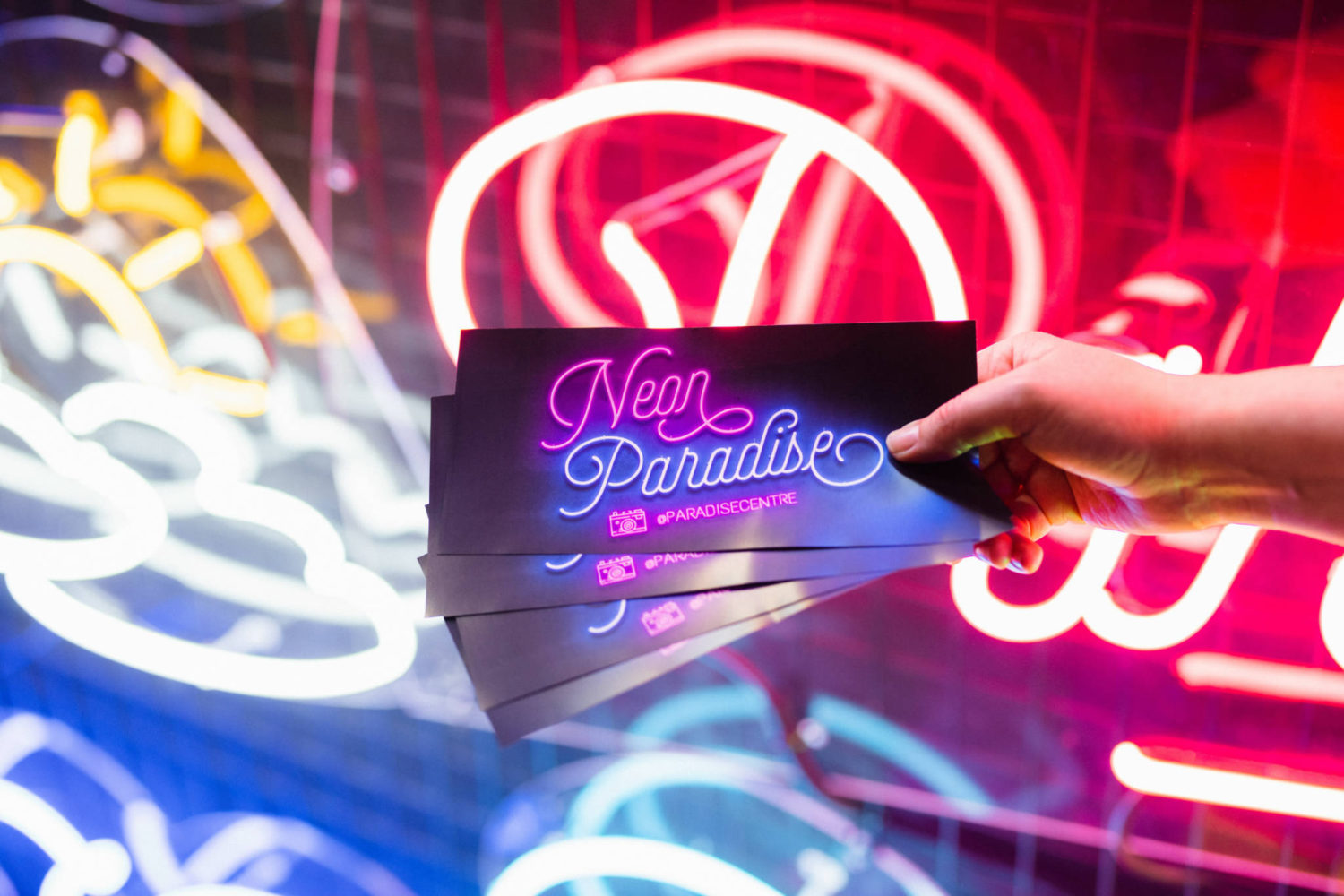 Surfers Paradise goes NEON for the School Holidays