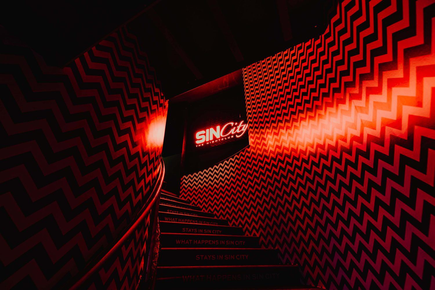 SinCity is back with a stunning new look and location