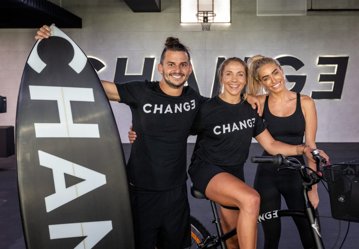 Bringing CHANG3 to the fitness industry