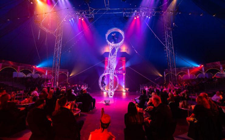 Infamous Gold Coast the stunning and risqué adults-only circus is back