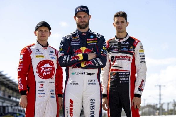 Townsville set for supercars doubleheader weekend