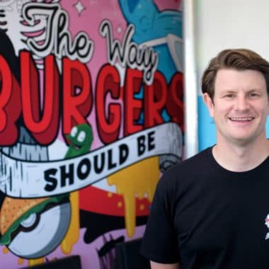 Burleigh's latest burger shop is offering free burgers for a year !!