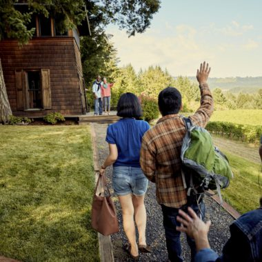 Airbnb celebrates billionth guest with a year of stays