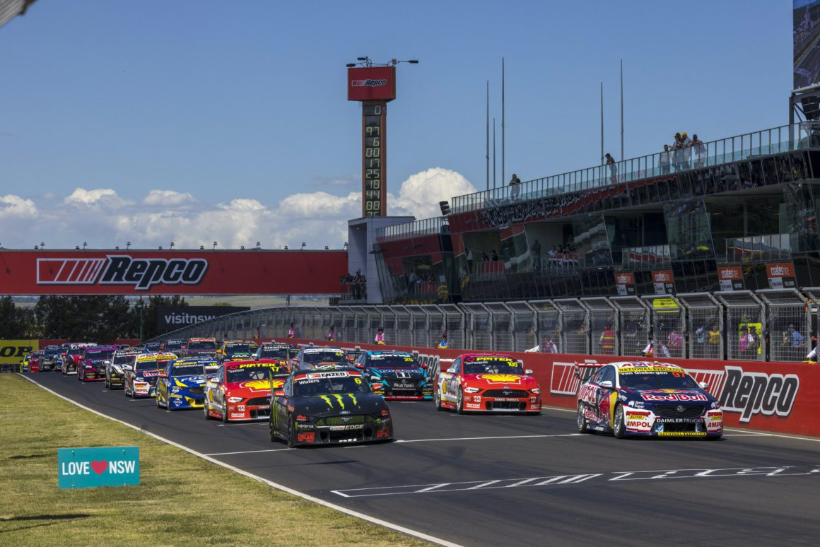 Six Days of Bathurst to round out the Supercars Championship