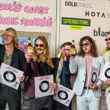 The Winners of the Gold Coast Music Awards for 2021